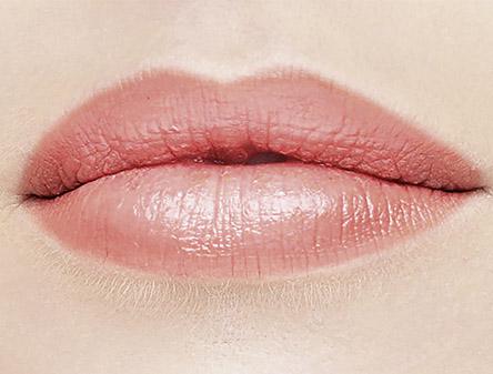 so soll eine schöne Lippe für eine junge Frau aussehen